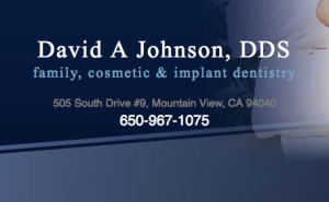 dentist mountain view ca logo